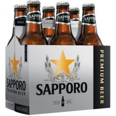Sapporo Beer 16oz