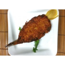 Iwashi Fry (Fried Sardine)