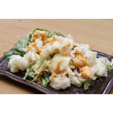 Rock Shrimp Tempura Appetizer