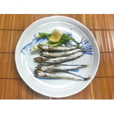 Shishamo (Smelt Fish) 柳葉魚