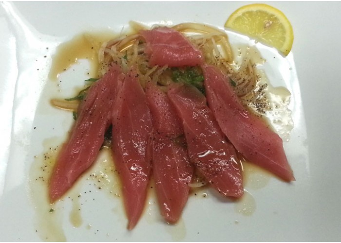 Tuna / Salmon Carpaccio