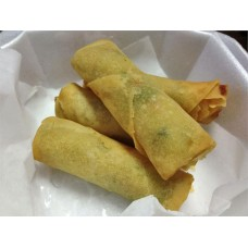 Vegetable Harumaki (Spring Roll)