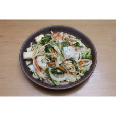 Vegetable Yaki Udon (Pan Fried Noodle)