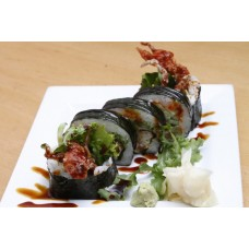 Soft Shell Crab (Spider) Roll