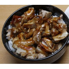 Kijidon (Chicken Teriyaki Over Rice) きじどん