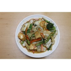 Vegetable Sauteed Dinner (Yasai Itame) 野菜炒め