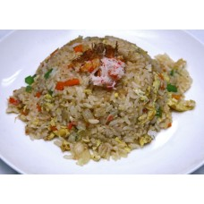 Kani (Crab Stick) Fried Rice